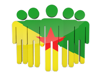 Search Websites, Products and Services in French Guiana