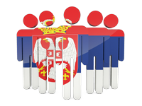 Search Websites, Products and Services in Serbia