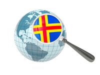 Search Websites, Products and Services in Aland Islands