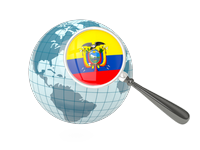 Find websites in Riobamba Chimborazo Ecuador