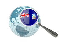 Search Websites Products and Services in Falkland Islands