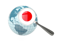 Search Websites, Products and Services in Japan