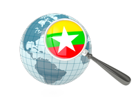 Search Websites Products and Services in Myanmar Burma