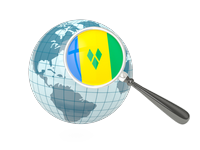 Search Websites Products and Services in Saint Vincent Grenadines