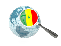 Search Websites Products and Services in Senegal
