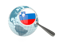 Search Websites Products and Services in Slovenia