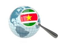 Search Websites, Products and Services in Suriname