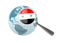 Search Websites, Products and Services in Syria