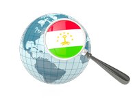 Search Websites, Products and Services in Tajikistan