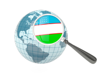 Search Websites, Products and Services in Uzbekistan