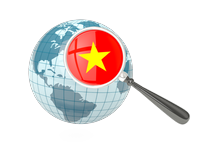Search Websites, Products and Services in Vietnam